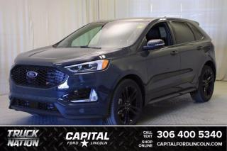 New 2021 Ford Edge ST for sale in Regina, SK