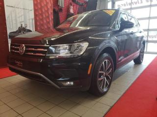 Used 2018 Volkswagen Tiguan *COMFORTLINE*4MOTION*TOIT*CAMERA*A/C* for sale in Québec, QC