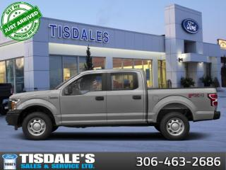 Used 2018 Ford F-150 - Low Mileage for sale in Kindersley, SK