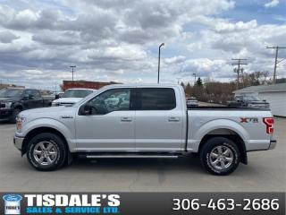 Used 2018 Ford F-150 XLT  - Bluetooth -  SiriusXM for sale in Kindersley, SK
