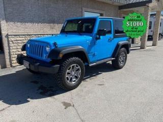 Used 2018 Jeep Wrangler Sport* 4x4/SXM Radio/Bluetooth/LOW KILOMETRES for sale in Winnipeg, MB