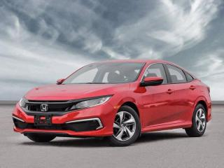 New 2021 Honda Civic SEDAN LX for sale in Corner Brook, NL