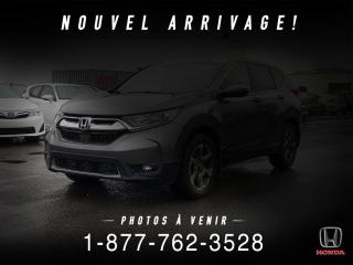 Used 2017 Honda CR-V EX-L + AWD + CUIR + TOIT + MAGS + WOW! for sale in St-Basile-le-Grand, QC