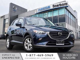 Used 2019 Mazda CX-3 GS Auto FWD for sale in Scarborough, ON