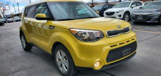 Used 2015 Kia Soul 1 OWNER|6 SPEED|BLUE TOOTH for sale in Scarborough, ON
