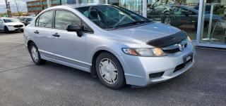 Used 2010 Honda Civic Auto DX-G SET OF TIRES for sale in Scarborough, ON