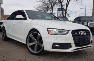 Used 2015 Audi S4 Progressiv for sale in Oakville, ON