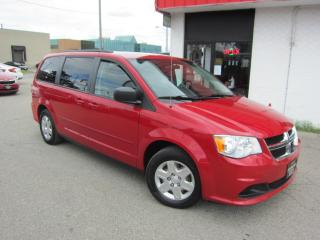Used 2013 Dodge Grand Caravan SXT $8,995+HST+LIC FEE / CLEAN CARFAX / CERTIFIED for sale in North York, ON