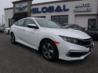 Used 2020 Honda Civic LX for sale in Ottawa, ON