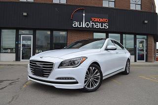 Used 2015 Hyundai Genesis TECHNOLOGY PKG I NAVI I PANO I BSM I LDW I HUD for sale in Concord, ON