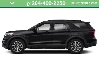 New 2021 Ford Explorer ST for sale in Brandon, MB