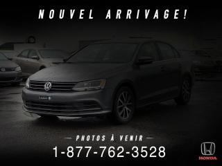 Used 2016 Volkswagen Jetta 1.4T + COMFORTLINE + TOIT + CAMERA + WOW for sale in St-Basile-le-Grand, QC