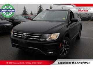 Used 2018 Volkswagen Tiguan 4Motion for sale in Whitby, ON