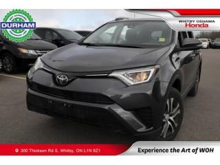 Used 2017 Toyota RAV4 AWD 4dr LE for sale in Whitby, ON