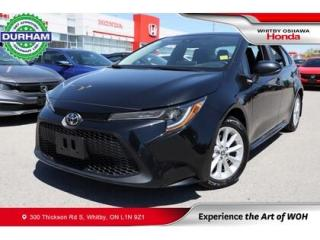 Used 2020 Toyota Corolla LE | CVT for sale in Whitby, ON