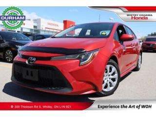 Used 2020 Toyota Corolla for sale in Whitby, ON
