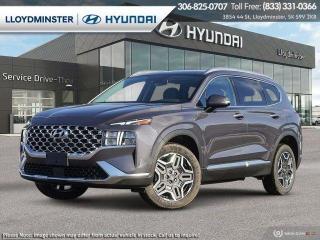 New 2021 Hyundai Santa Fe HYBRID Luxury for sale in Lloydminster, SK