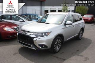 Used 2020 Mitsubishi Outlander GT for sale in Nanaimo, BC