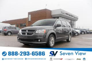 Used 2018 Dodge Grand Caravan SXT NAVI/DVD/UCONNECT/ONLY 50,000 KMS for sale in Concord, ON