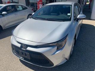 New 2021 Toyota Corolla LE CVT for sale in Portage la Prairie, MB