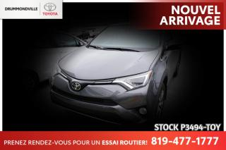 Used 2018 Toyota RAV4 XLE| INTÉGRALE| SAFETY SENSE for sale in Drummondville, QC