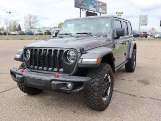 New 2021 Jeep Wrangler Unlimited Rubicon 4x4#203 for sale in Medicine Hat, AB