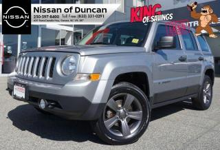 Used 2017 Jeep Patriot Sport Altitude II for sale in Duncan, BC