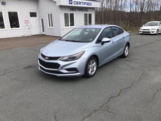 Used 2017 Chevrolet Cruze LT for sale in Amherst, NS