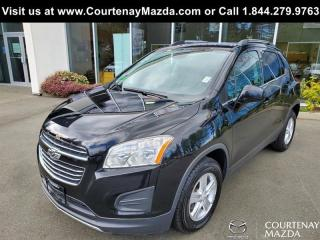 Used 2016 Chevrolet Trax AWD LT for sale in Courtenay, BC