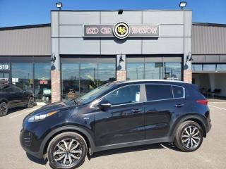Used 2018 Kia Sportage EX Premium AWD w-Black for sale in Thunder Bay, ON