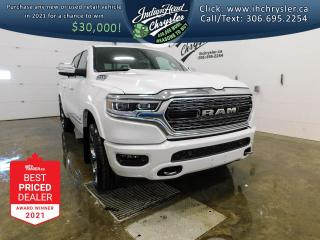 Used 2021 RAM 1500 Limited 4x4   HEMI   Leather for sale in Indian Head, SK