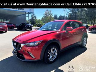 Used 2017 Mazda CX-3 GS AWD at for sale in Courtenay, BC
