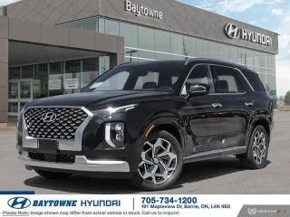 New 2021 Hyundai PALISADE AWD Ultimate for sale in Barrie, ON