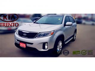 Used 2015 Kia Sorento AWD V6 Auto EX w-Panoroof|Leather|Smart Key|1owner for sale in North York, ON