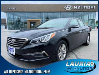 Used 2016 Hyundai Sonata GLS - Low kms for sale in Port Hope, ON