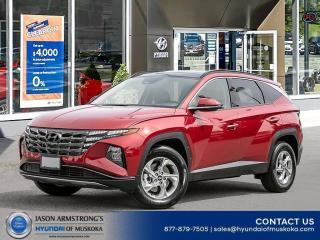 New 2022 Hyundai Tucson Preferred for sale in Huntsville, ON