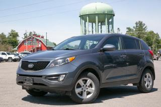 Used 2015 Kia Sportage LX 6 SPD MANUAL for sale in Stittsville, ON