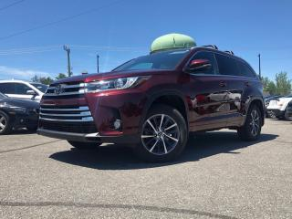 Used 2018 Toyota Highlander XLE LOW KMS | 8 PASSENGER | SUNROOF | LEATHER for sale in Stittsville, ON