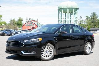 Used 2019 Ford Fusion Energi SEL GO ELECTRIC! for sale in Stittsville, ON