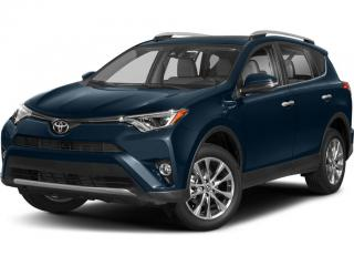 Used 2018 Toyota RAV4 LIMITED Limited for sale in Stittsville, ON