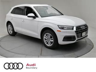 Used 2020 Audi Q5 45 2.0T Komfort quattro 7sp S Tronic for sale in Burnaby, BC