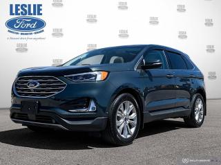 Used 2019 Ford Edge Titanium for sale in Harriston, ON