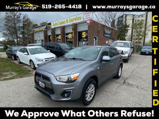 Used 2014 Mitsubishi RVR SE for sale in Guelph, ON