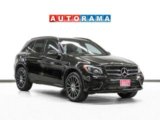 Used 2017 Mercedes-Benz GLC 300 4Matic Navigation Leather PanoRoof Backup Cam for sale in Toronto, ON