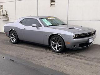 Used 2015 Dodge Challenger R/T 5.7L V8 HEMI POWERED-LEATHER-ROOF-NAVI for sale in Toronto, ON