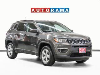 Used 2018 Jeep Compass Latitude 4WD Backup Camera for sale in Toronto, ON