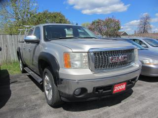 Used 2008 GMC Sierra 1500 CREW SLT for sale in Hamilton, ON