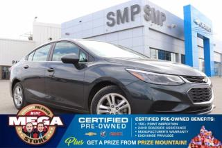 Used 2017 Chevrolet Cruze LT- Remote Start, Sunroof, Heated Seats, New Tires for sale in Saskatoon, SK