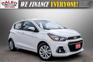 Used 2018 Chevrolet Spark LT / BACK UP CAM / PUSH START / LOW KMS for sale in Hamilton, ON