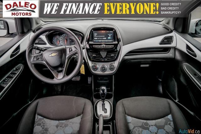 2018 Chevrolet Spark LT / BACK UP CAM / PUSH START / LOW KMS Photo13